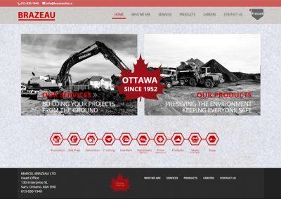 SITE - Brazeau Ltd