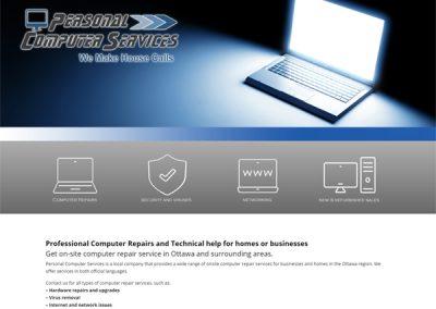 SITE Personal Computer Serv.