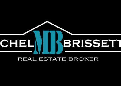 Logo - Michel Brissette - Exit