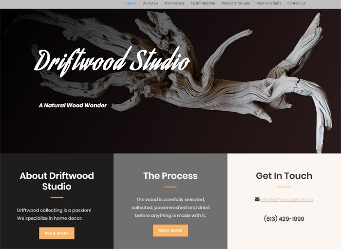Driftwood Studio Art in Ottawa