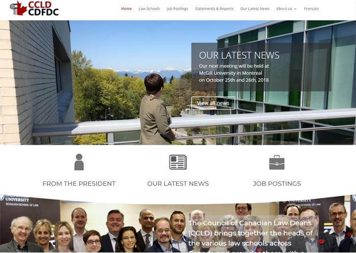 Canadian Council Law Deans