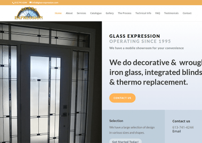 Glass-Expression