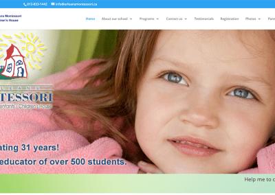 La Maison des enfants Montessori d'Orléans